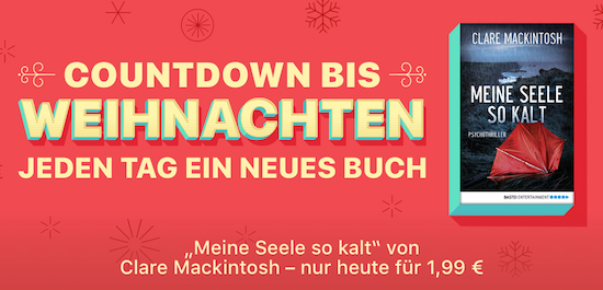 countdown bis weihnachten ibook meine seele so kalt f r nur 1 99 flo 39 s weblog apple. Black Bedroom Furniture Sets. Home Design Ideas