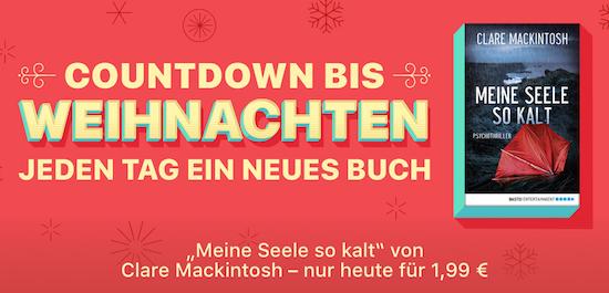 countdown bis weihnachten ibook meine seele so kalt f r. Black Bedroom Furniture Sets. Home Design Ideas