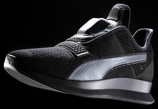 bbae252984ba5 Nach Nike  Auch Puma bringt selbstschnürenden Schuh mit App ...