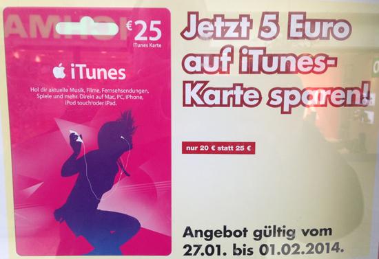 Itunes Karte 5.Günstige Itunes Karten Bei Kaufland Und Paypal Update Media Markt