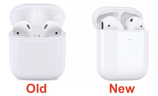 Airpods 1 Und 2 Unterschied